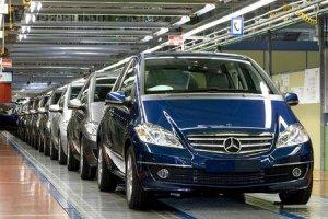Завод Mercedes-Benz в Раштатте