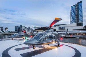 Mercedes-Benz предоставит клиентам вертолеты