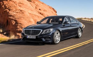 Mercedes серьезно займется гибридами