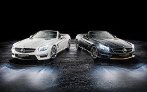 Mercedes создал специальную серию SL AMG в честь побед в «Формуле-1»