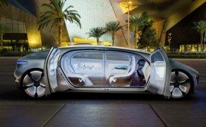 «Беспилотник» от Mercedes-Benz был представлен в Детройте