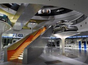 Музей-наследие компании Mercedes